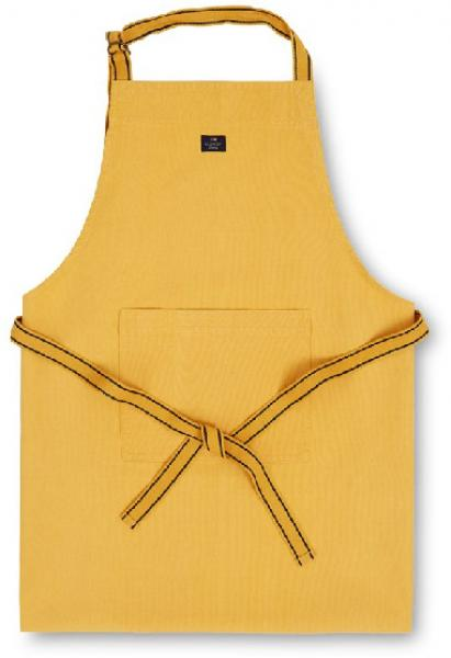 Lexington Schürze Icons Cotton Canvas Apron Yellow Schick Neu