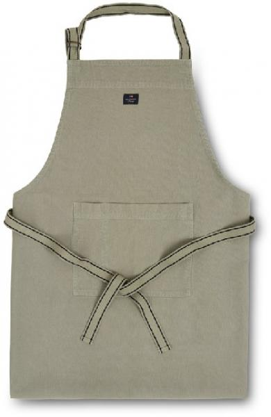 Lexington Schürze Icons Cotton Canvas Apron Sage Green Kueche Modern Trend